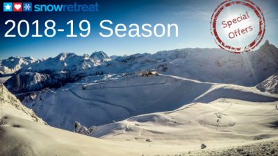 Snow Retreat Special offers La Tania