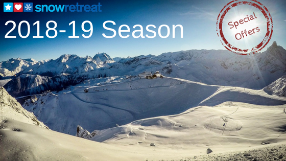 Snow Retreat Special offers La Tania