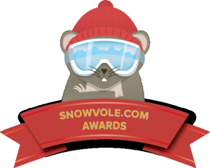 Ski Accommodation Winners in the Snow Vole Awards