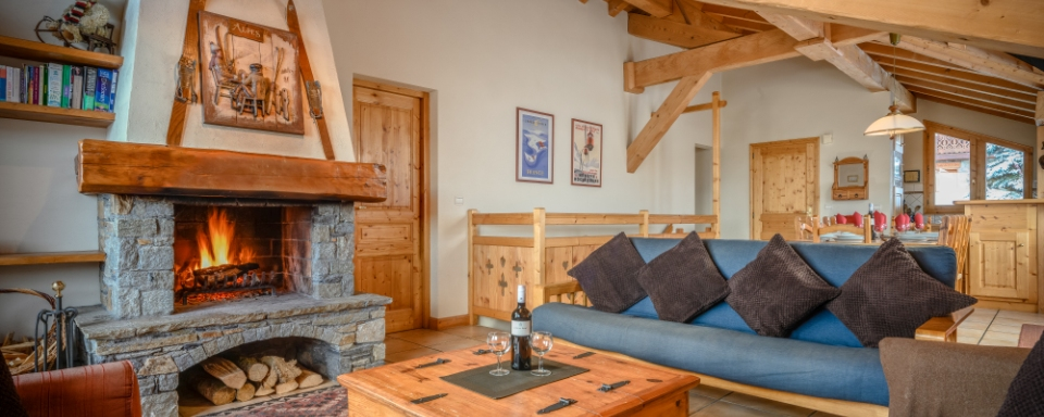 Bubble lift La Tania | Snow Retreat Chalets
