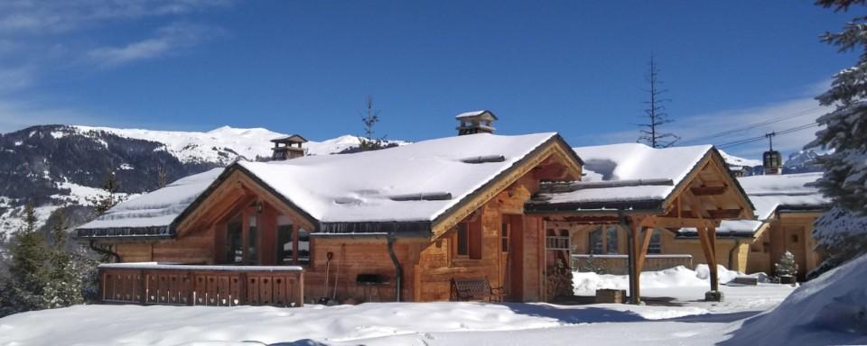 Catered Ski Chalet Holidays in La Tania