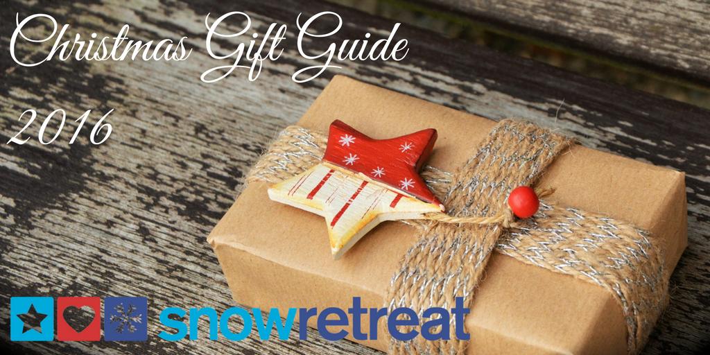 Christmas Gift Guide 2016