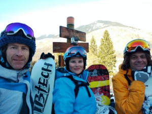 Can you ski to Bozel?