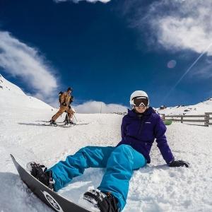 beth snowboard